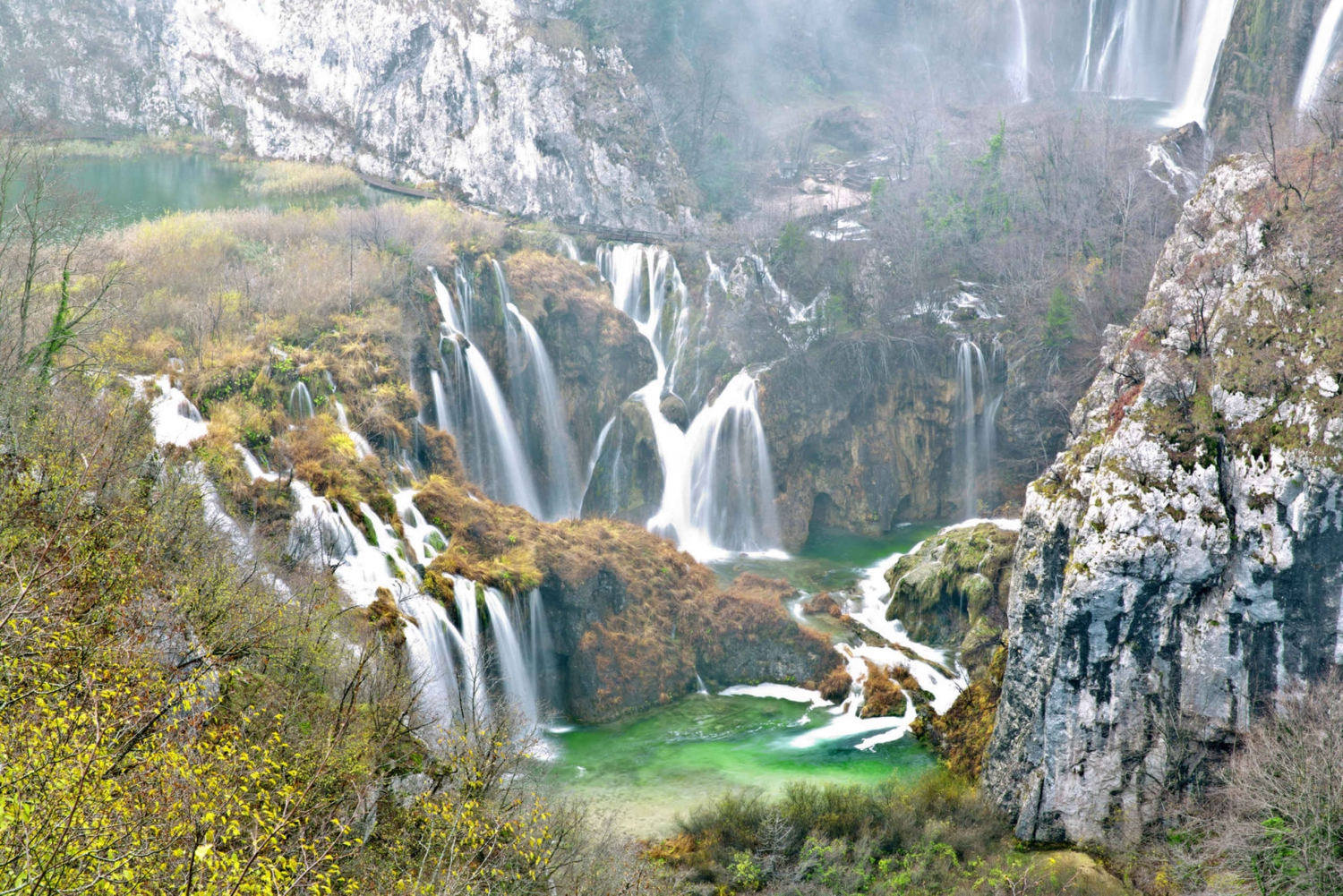 Private Tour of National Park Plitvice from Dubrovnik