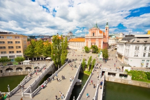Private Tour to Bled and Ljubljana from Zagreb