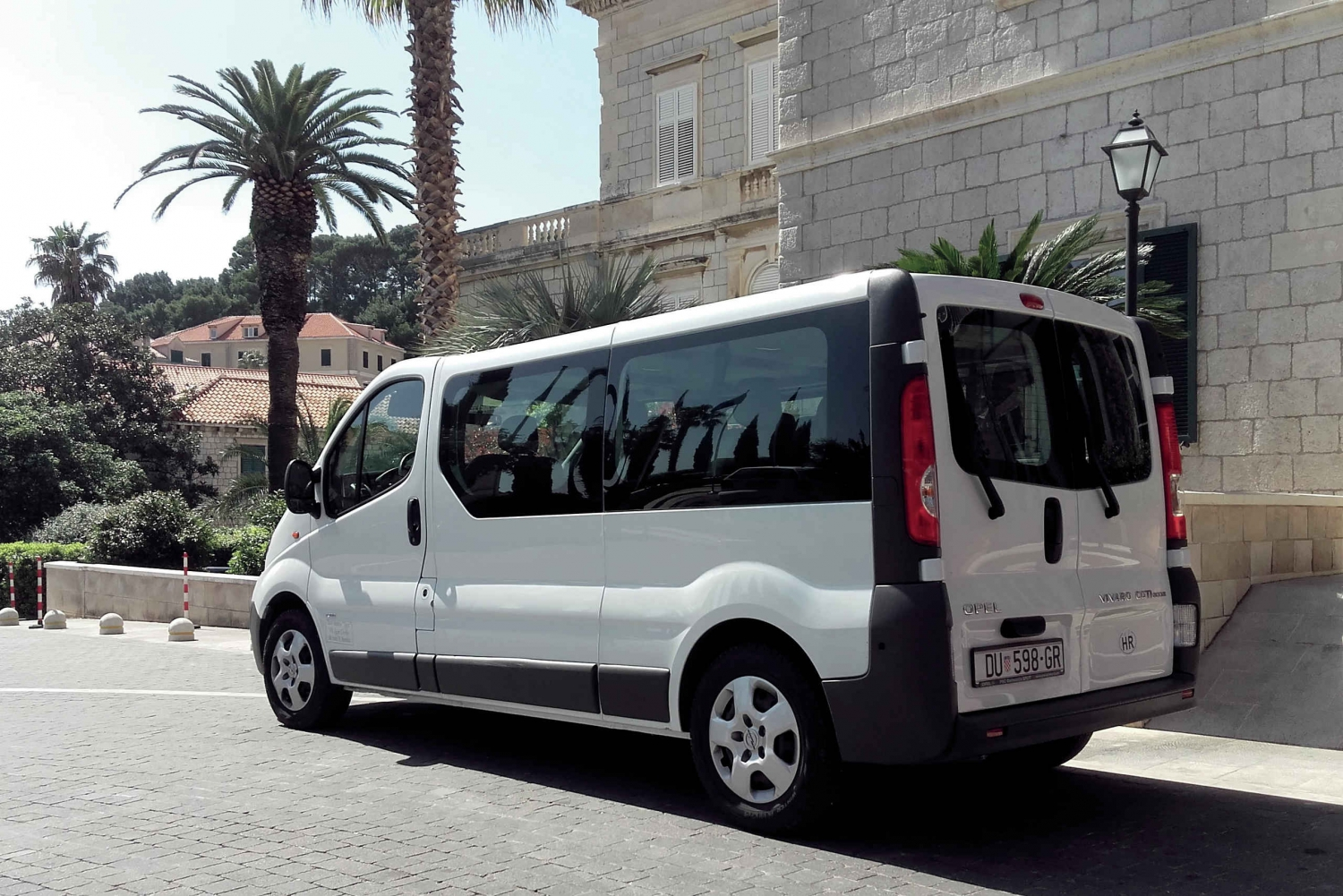 Private Transfer: Dubrovnik Airport to Accomodation