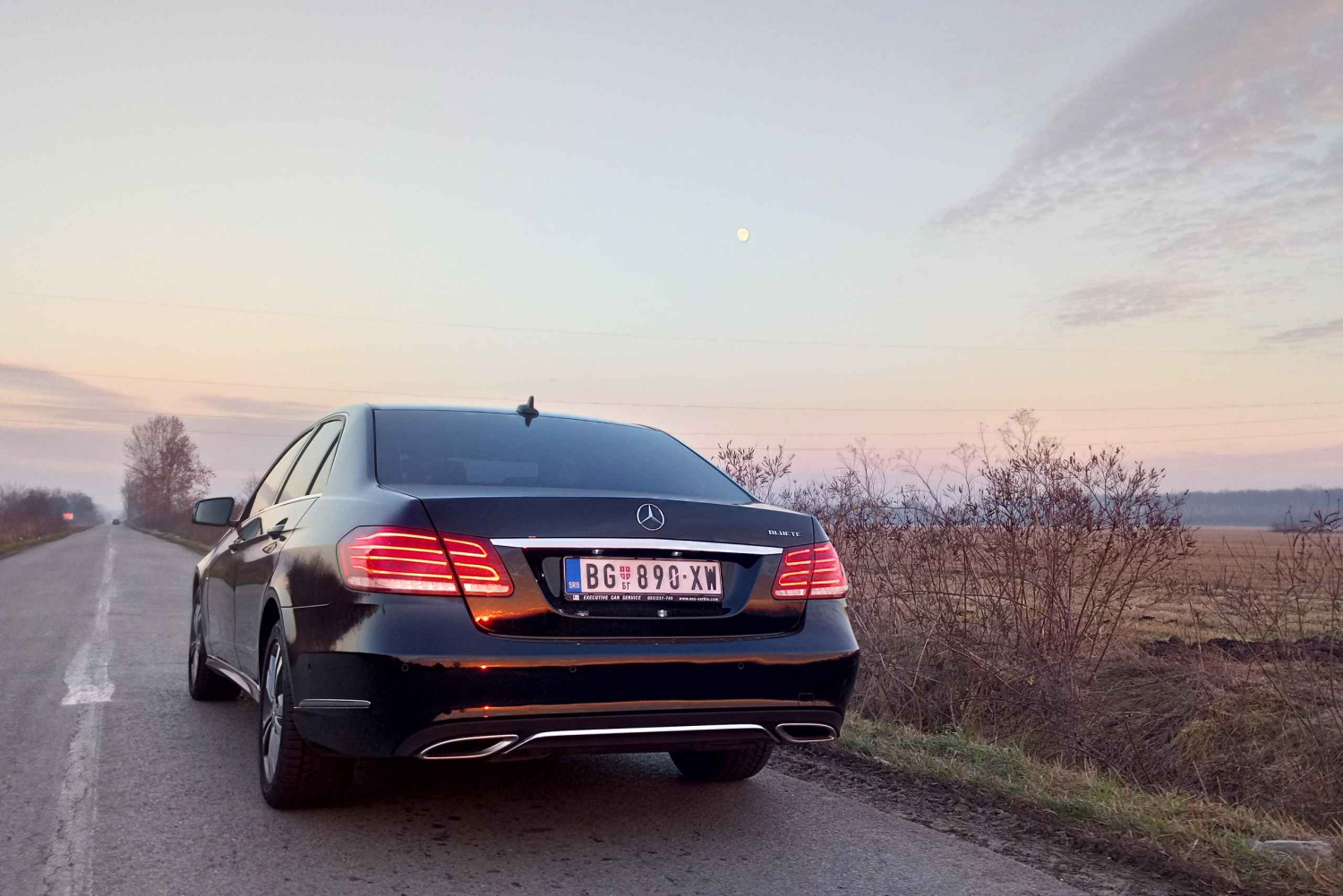 Private Transfers Belgrade-Zagreb or Zagreb-Belgrade