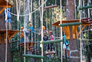 Pula: Adventure Park Entry Ticket