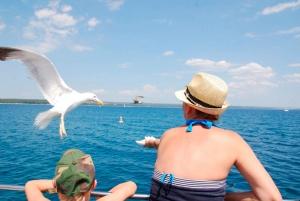 Pula: Brijuni National Park Boat Excursion with Dinner