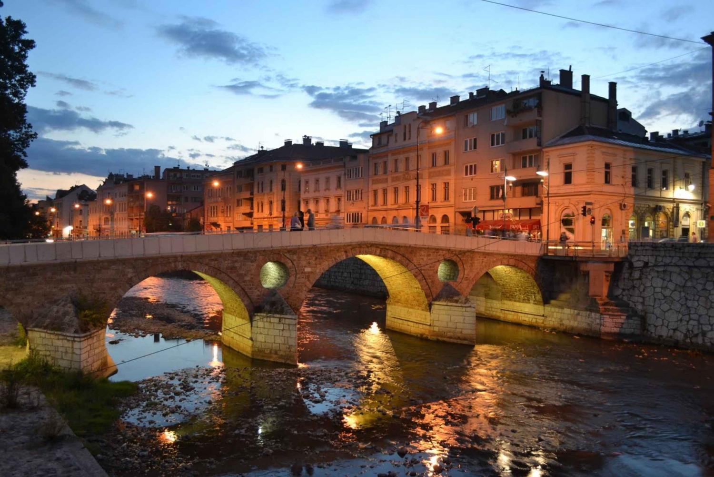 Sarajevo Private Full-Day Excursion from Dubrovnik