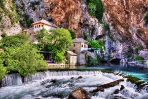 Sarajevo to Dubrovnik: Herzegovina Connecting Day Tour