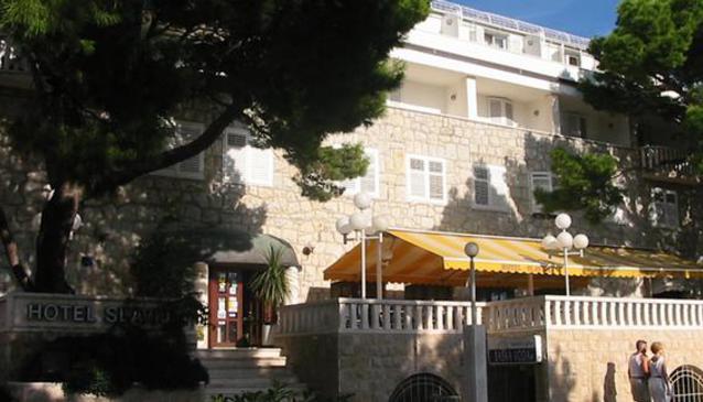 Slavija Hotel Baska Voda