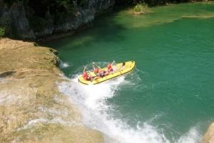 Slunj: Kayaking on the Upper River Mreznica