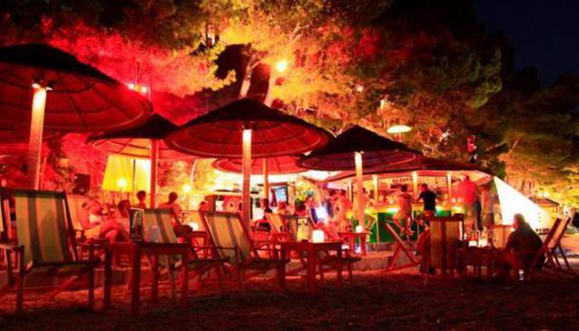 Southern Comfort Beach Bar