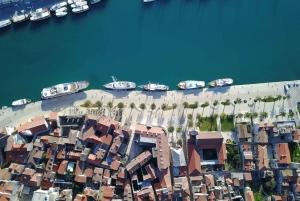 Speed Boat Tour: Islands of Brac & Hvar from Split or Trogir
