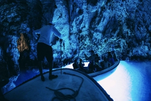 Split: 11-Hour Blue Cave and 5-Island Boat Tour
