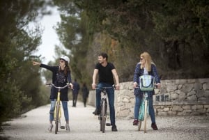 Split: 3.5 Hour Scenic Cycling Tour with Ice Cream