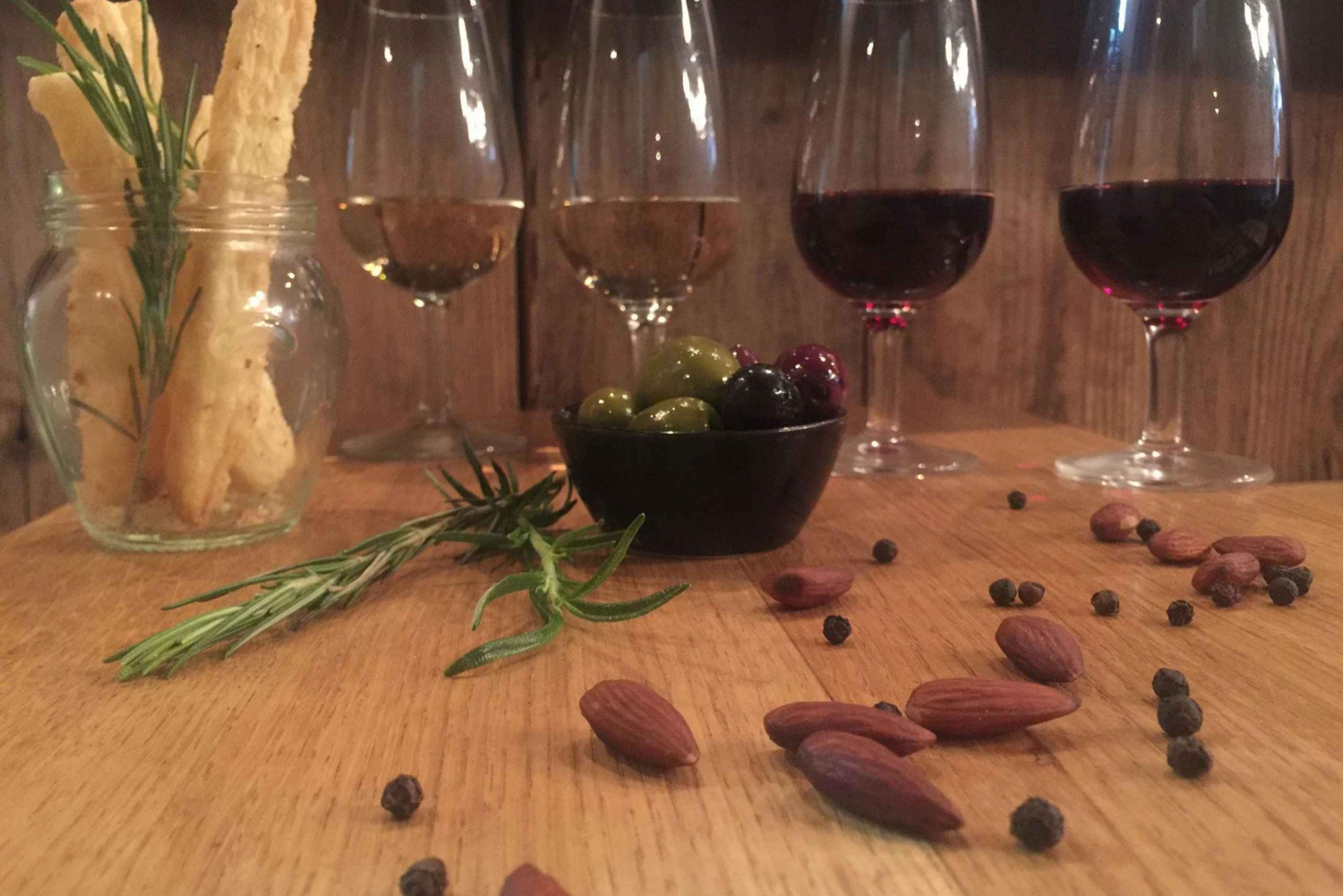 Split: 3.5 -Hours Wine and Food Tasting with Walking Tour