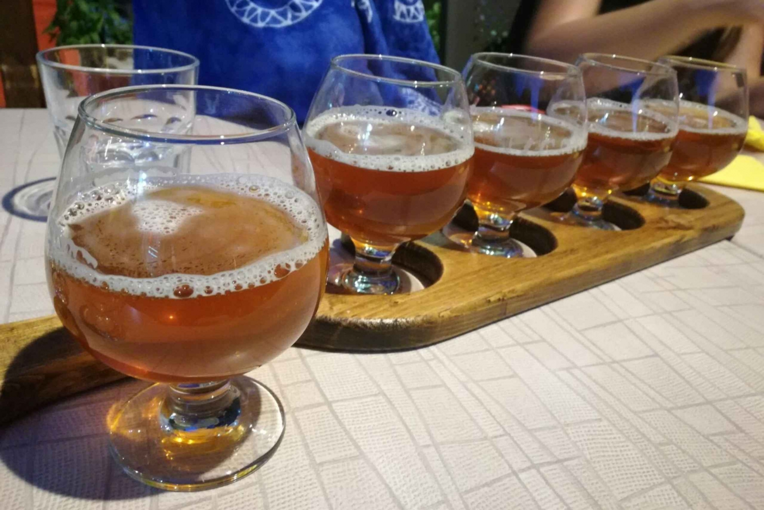 Split: 3-Hour Brewery and Beer Tasting Tour