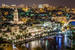 Split: 4-Hour History Buff Guided Walking Tour
