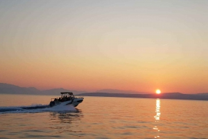 Split: Airport to Hvar Town Speedboat Transfer