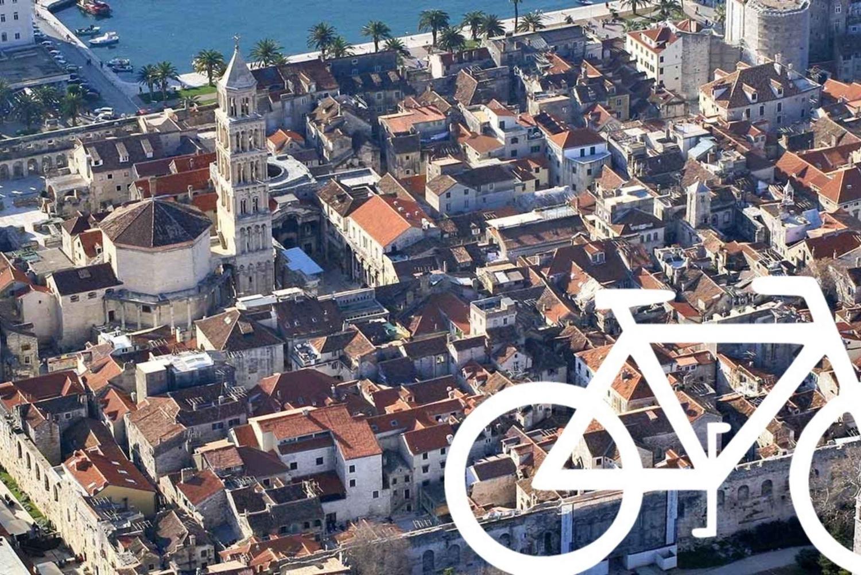 Split and Marjan Bike Tour