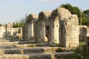 Split and Salona Cultural Heritage Day Tour from Trogir