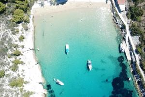 Split: Blue Cave and 5 Islands Tour