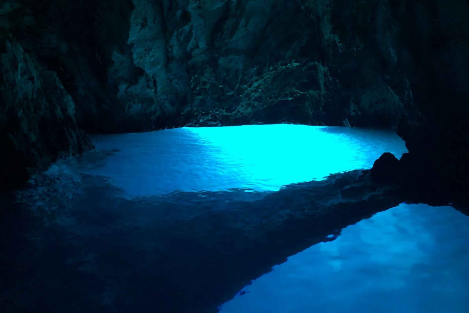 Split: Blue Cave and Hvar Small-Group Tour