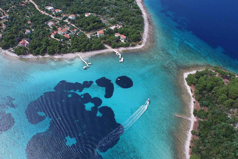 Split: Blue Lagoon and Trogir Tour
