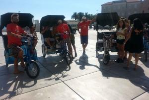 Split Diocletian Palace 30-Minute Rickshaw Tour for 2