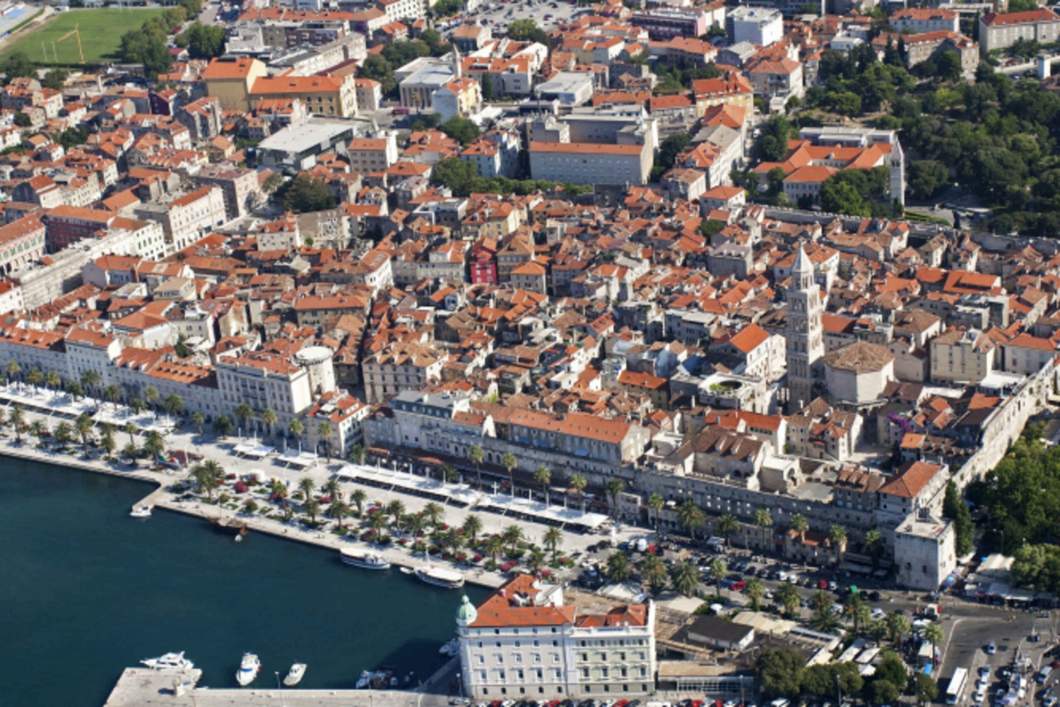 Split: Diocletian's Palace Walking Tour