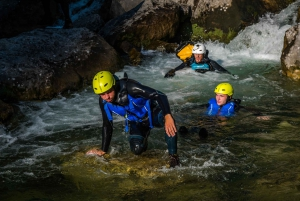 Split: Extreme Canyoning and Abseiling on Cetina River