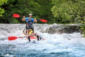 Split: Extreme Rafting on Cetina River