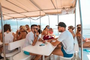 Split: Full-Day Catamaran Cruise to Hvar & Pakleni Islands