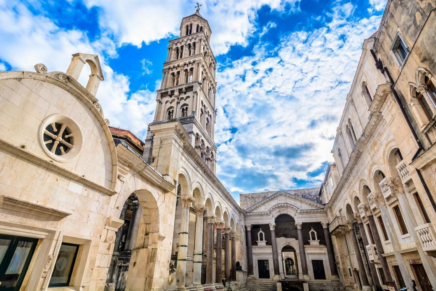 Split: Guided Walking Tour in English