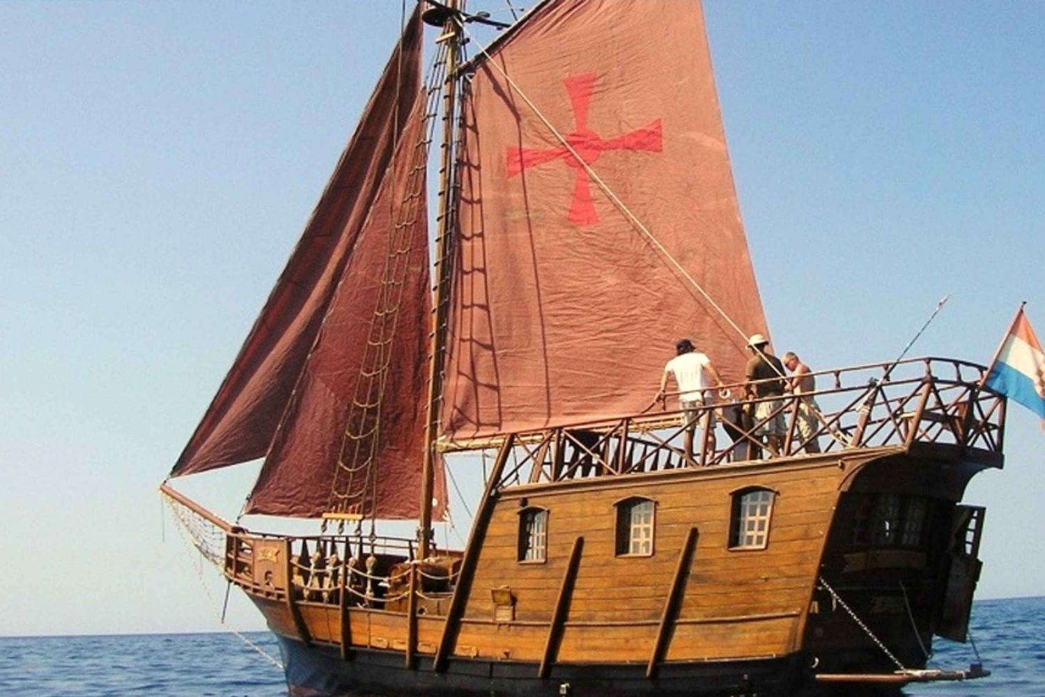 Split: Half-Day Pirate Cruise with Lunch & Drinks
