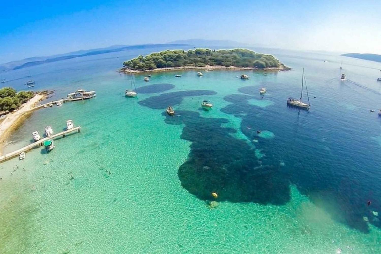 Split: Half-Day Trip to the Blue Lagoon