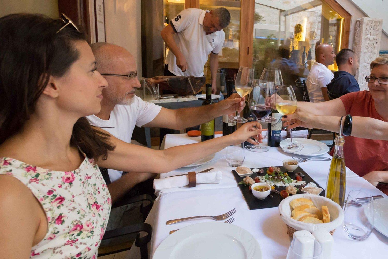 Split Historical and Gastro Treasures Tour