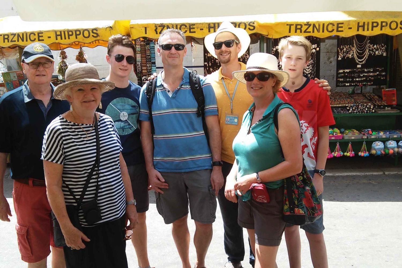Split Jewish Tour