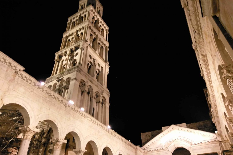 Split: Magical Evening Sightseeing Tour