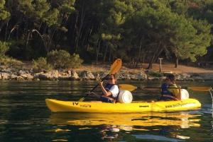 Split: Marjan Forest Park Kayaking
