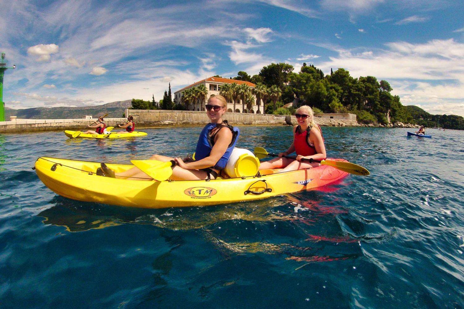 Split Morning Kayaking Tour