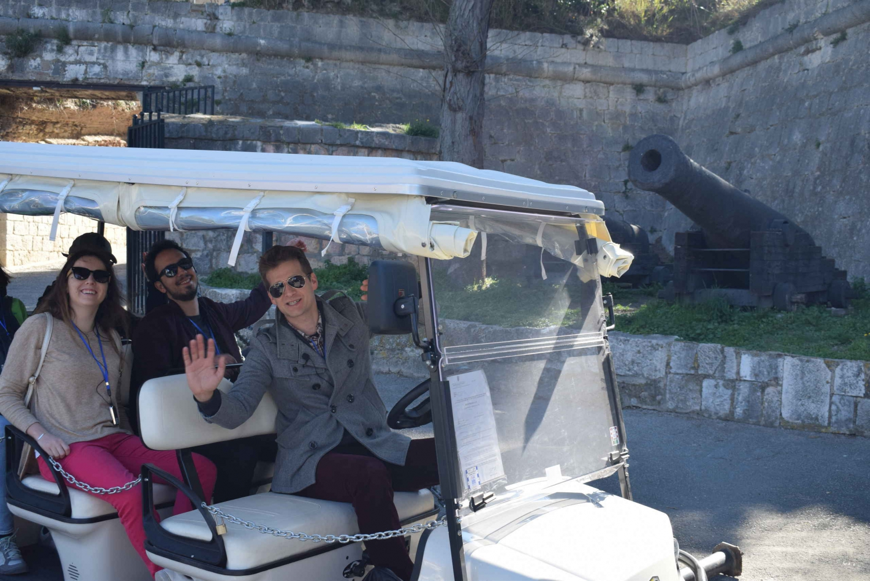 Split: Panoramic Electric Cart Private Tour