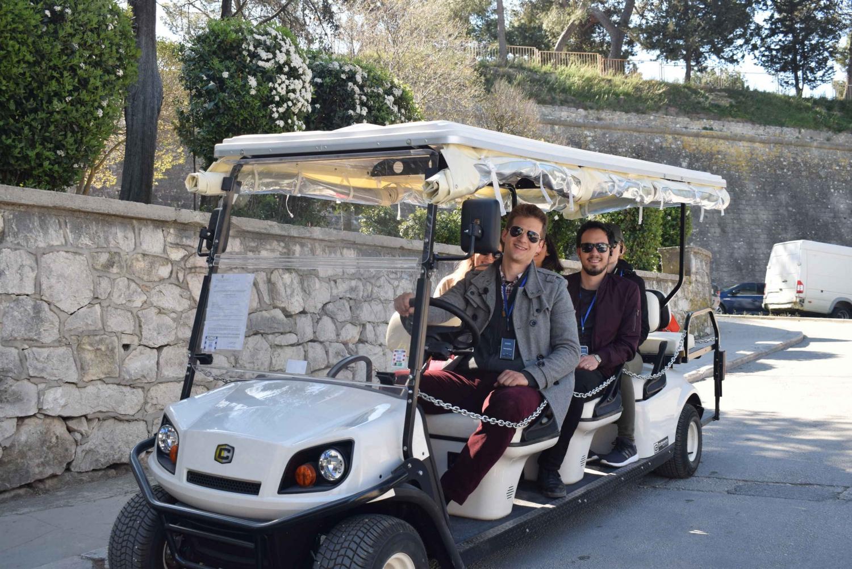 Split: Private Car Tour and Dalmatian Peka