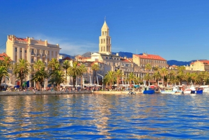 Split: Private Day Tour from Dubrovnik