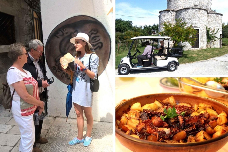 Split: Private Walking Tour, Car Tour and Peka Tasting