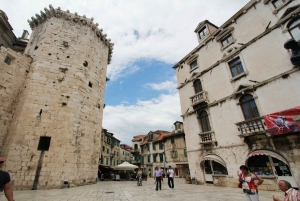 Split: Private Walking Tour with a Local Guide