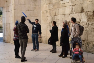 Split: Private Walking Tour with Diocletian's Palace Visit