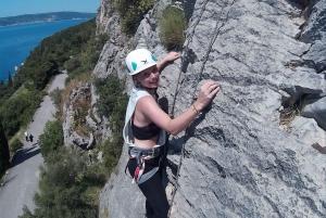 Split: Rock Climbing Tour