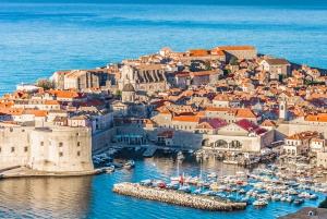 Split to Dubrovnik Full-Day Guided Tour