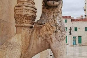 Split/Trogir: Day-Trip to Šibenik and Zadar