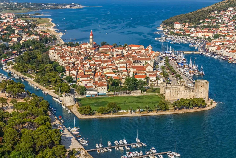 Split & Trogir from Split and Makarska Riviera