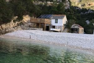 Split: Vis Island Cruise, 'Mamma Mia' Locations & Snorkeling