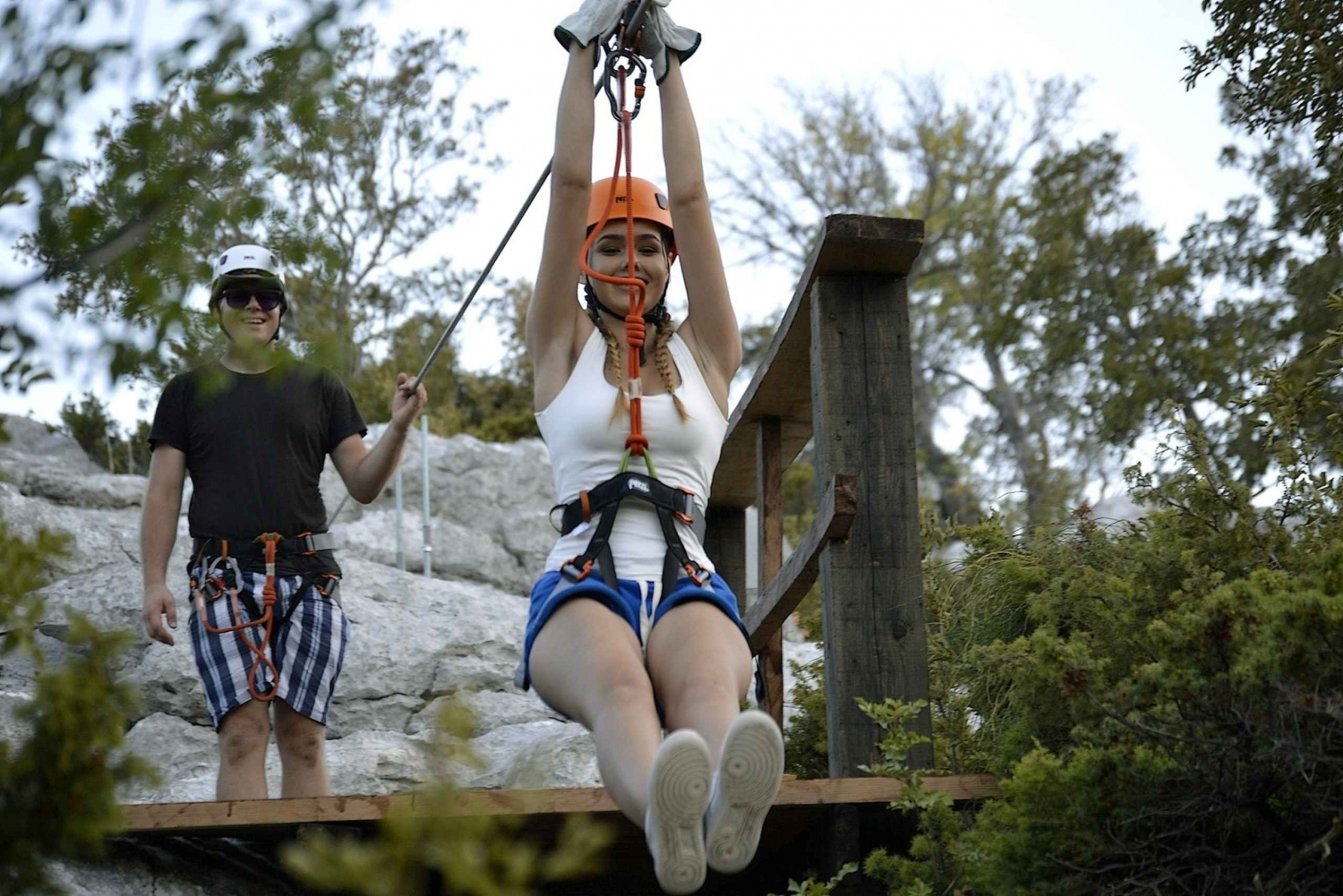 Split: Zip Line Adventure
