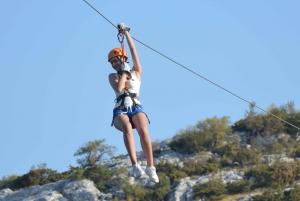 Split: Zip Line Adventure