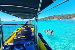 Split: Zlatni Rat Beach with Hvar Private Boat Tour